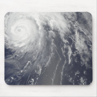 Tapis De Souris Ouragan Bill outre des Bermudes