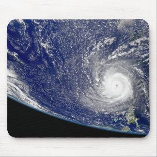 Tapis De Souris Ouragan Frances 2