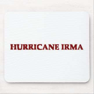 Tapis De Souris Ouragan Irma Mousepad