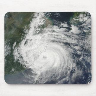 Tapis De Souris Ouragan Sinlaku
