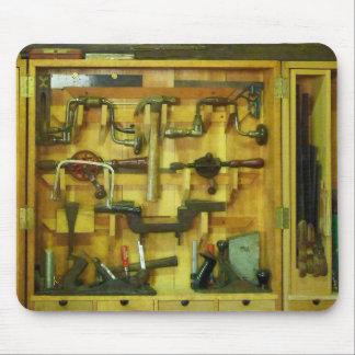 Tapis De Souris Outils de travail du bois