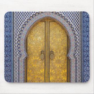 Tapis De Souris Palace Ornate Doors des Rois