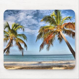 Tapis De Souris palmiers