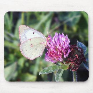 Tapis De Souris Papillon de soufre commun Mousepad