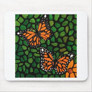 Tapis De Souris papillons