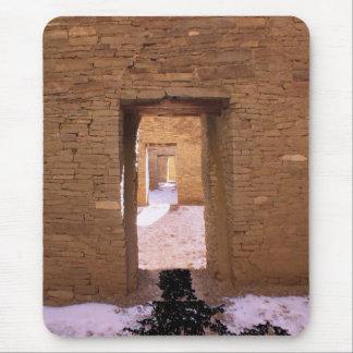 Tapis De Souris Parc historique national de culture de Chaco