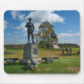 Tapis De Souris Parc national de Gettysburg - Buford et Reynolds