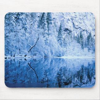 Tapis De Souris Parc national de la rivière | Yosemite de Merced,