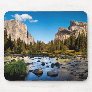 Tapis De Souris Parc national de Yosemite, la Californie
