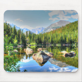 Tapis De Souris Parc national le Colorado Mousepad de montagne