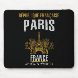 Tapis De Souris Paris