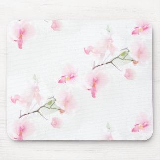 Tapis de souris Pattern Orchidée