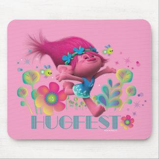 Tapis De Souris Pavot des trolls | - Hugfest