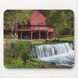 Tapis De Souris Paysage de moulin de Hodgson