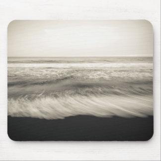 Tapis De Souris Paysage marin de B&W, Hawaï