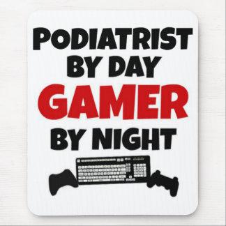 Tapis De Souris Pédicure par le Gamer de jour par nuit