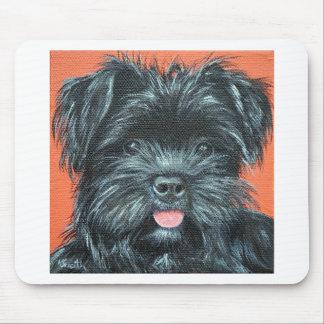 Tapis De Souris Peinture de Koda - de Terrier