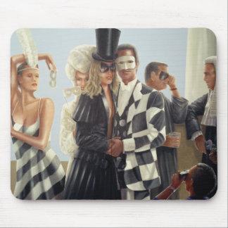 Tapis De Souris Peinture murale d'hôtel de Berkley - 1