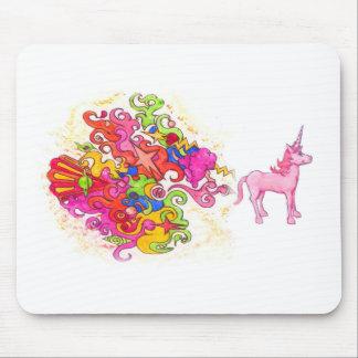 Tapis De Souris Pet de licorne