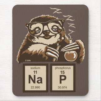 Tapis De Souris Petit somme découvert par paresse de chimie
