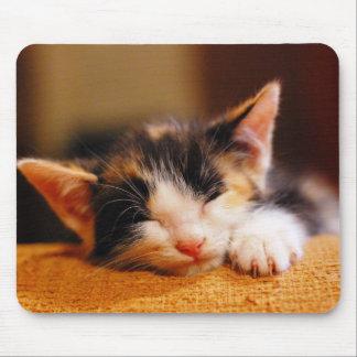 Tapis De Souris Petit sommeil de Kitty