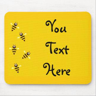 Tapis De Souris Petites abeilles