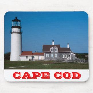 Tapis De Souris Phare des montagnes Cape Cod le Massachusetts