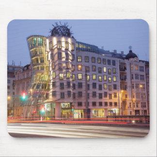 Tapis De Souris Photo de souvenir de Prague de Chambre de danse