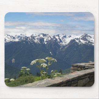 Tapis De Souris Photo olympique de Mountain View