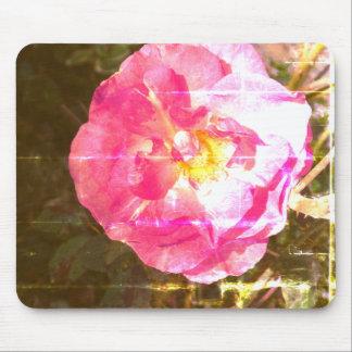 Tapis De Souris Photo rose Mousepad de fleur