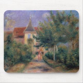 Tapis De Souris Pierre maison de Renoir | un Renoir chez Essoyes