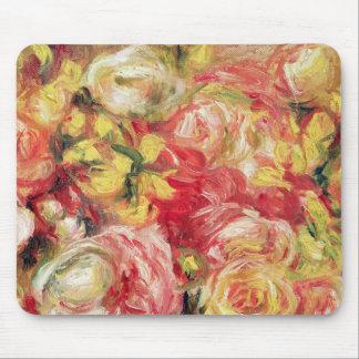 Tapis De Souris Pierre roses de Renoir un  