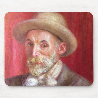 Tapis De Souris Pierre un autoportrait de Renoir  