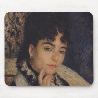 Tapis De Souris Pierre un portrait de Renoir | de Mme. Alphonse