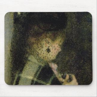 Tapis De Souris Pierre une jeune femme de Renoir   avec un petit