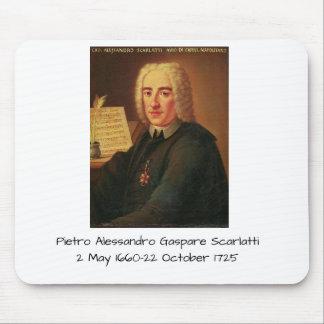 Tapis De Souris Pietro Alessandro Gaspare Scarlatti