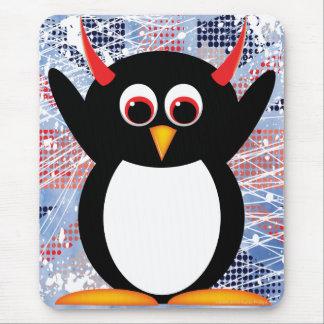 Tapis De Souris Pingouin de mal d'Union Jack