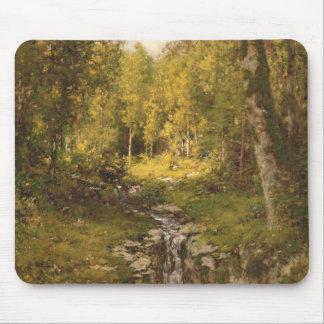 Tapis De Souris Piscine dans les bois