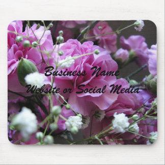Tapis De Souris Pivoine rose