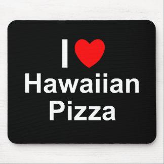 Tapis De Souris Pizza hawaïenne