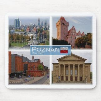 Tapis De Souris PL Pologne Polska - Poznan -