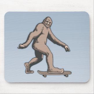 Tapis De Souris Planche à roulettes de Bigfoot
