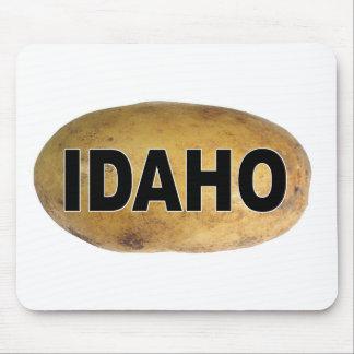 Tapis De Souris Pommes de terre ovales de décalque de voiture