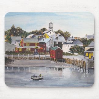 Tapis De Souris Port de Portsmouth, New Hampshire