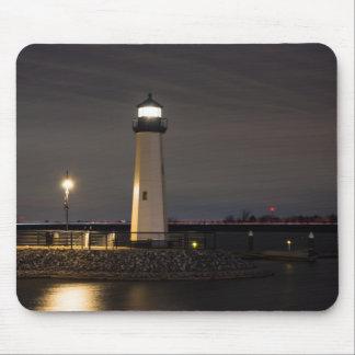 Tapis De Souris Port de Rockwall de phare