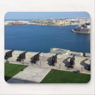 Tapis De Souris Port grand à Malte