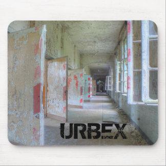 Tapis De Souris Portes et couloirs 02,1, URBEX, Beelitz