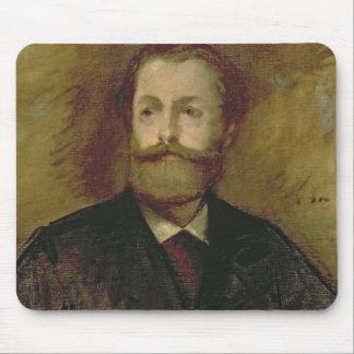 Tapis De Souris Portrait de Manet | d'Antonin Proust c.1877-80