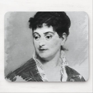 Tapis De Souris Portrait de Manet | de Madame Emile Zola, 1874