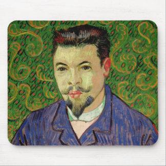 Tapis De Souris Portrait de Vincent van Gogh | de Dr. Felix Rey,